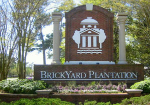 Brickyard Plantation in Mt Pleasant, SC