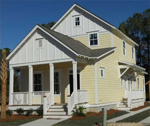 a home in Wexford Park in Mt Pleasant, SC